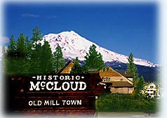 McCloud, California