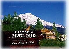 McCloud, California
